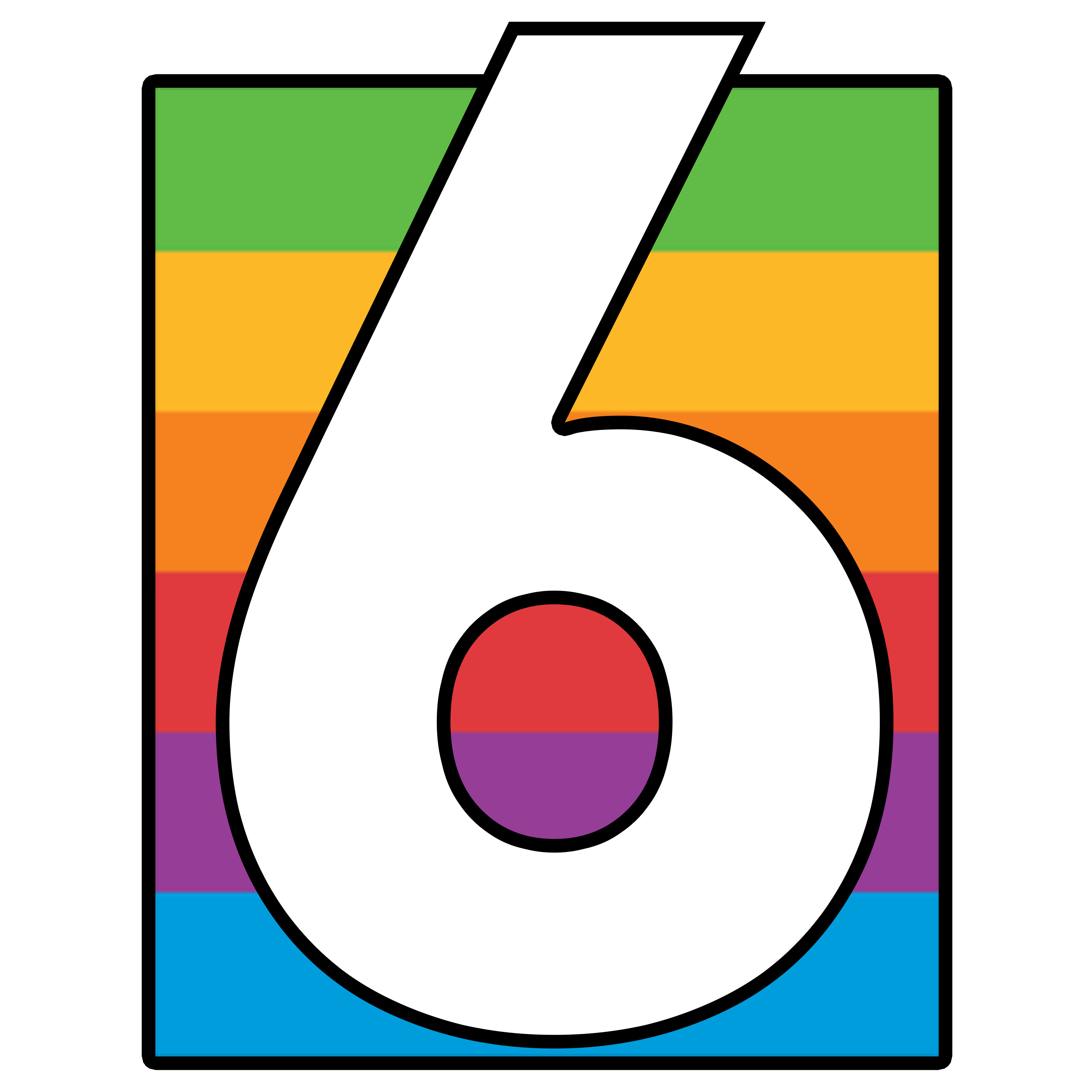 6Hues Logo Large