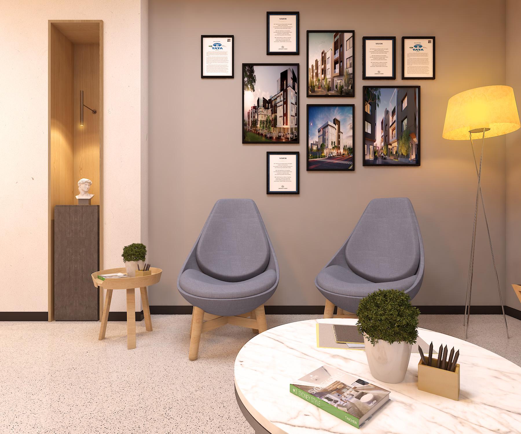 Corporate Office Interior Design in Siliguri