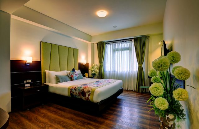 Guest Bedrooms Design for Woodberry Hotel, Gangtok