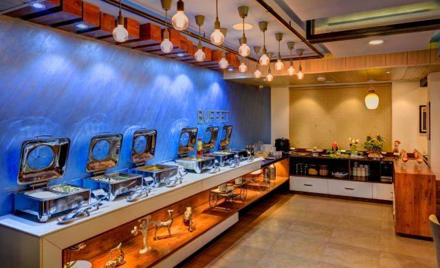 Restaurant Design for Woodberry Hotel, Gangtok